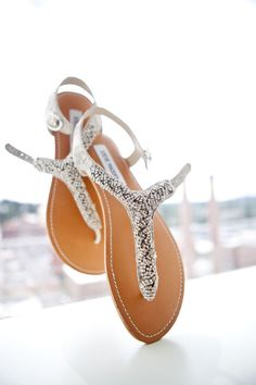Cute shoes for me and/or bridesmaids... really want to stay away from flip flops
