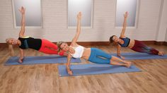 Tighten your abs, butt, and arms with this Pilates workout. POPSUGAR Fitness offers fresh fitness tutorials, workouts, and exercises that will help you on yo...