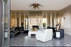 24 Elegant Chevron and Herringbone Flooring Ideas Photos | Architectural Digest