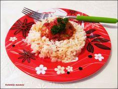 Mâncare de pui cu ardei copt Risotto, Ethnic Recipes
