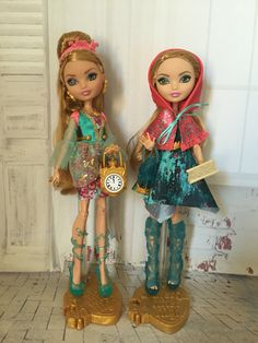 Ever After High collection