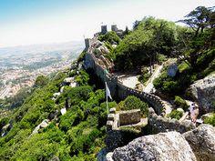 El Castillo de los Moros de Sintra – Diario D – Daniele Leoz