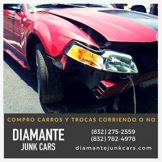 compradores de autos junk en Houston, Texas Houston, Texas, Cars, Vehicles, Autos, Car, Car, Vehicle, Automobile