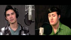 """""""For Good"""" from Wicked .. Sam Tsui .. [ft. Nick Pitera] 