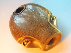 Alien 1240 Hand carved stone pipe. Only one. free shipping.