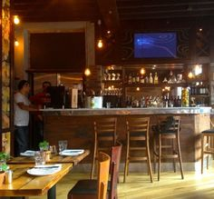 Vite Vinosteria, wine bar 34th st. near 31st avenue.