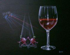 Oh My Godard Gallery - Dance of Wine