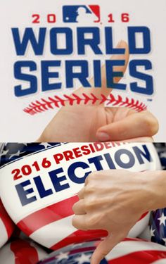 A Stunning Cubs Victory and A Depressing Election