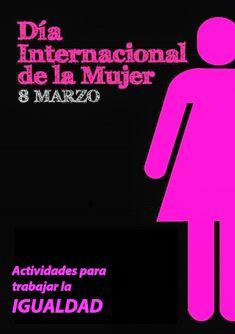 En estos enlaces encontrarás actividades relacionadas con Igualdad, Mujer, Sexismo y Discriminación...   -El trabajo de la... S Mo, Human Rights, Feminism, Logos, Frases, Rights And Responsibilities, School Agenda, Internet Safety, Logo