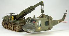 M51 HRV, huey  recovery