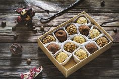 Zdravé cukroví: Vyzkoušejte netradiční suroviny! Cizrnu či mrkev | Blesk.cz Breakfast, Food, Morning Coffee, Essen, Meals, Yemek, Eten