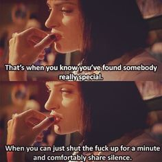Pulp Fiction / Comfortable silence
