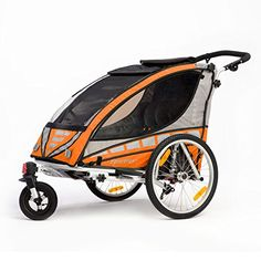 Polironeshop Geko Chariot Remorque Pour Vélo Bicyclette Chariot - Amazon porte velo