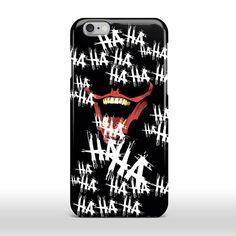 Joker Case iPhone Case Suicide Squad Case iPhone 6 от CZUdesign