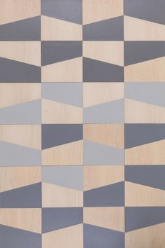 TWO BY TWO FLOORING : Catherine Aitken http://decdesignecasa.blogspot.it