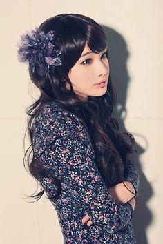 Romantic Hair Curls