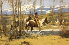 The New War Horse   by Richard D. Thomas  kp