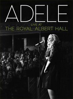 Great live cd.    Adele. Is. Genius.  (and she is my younger sister's celeb doppelgänger)  :)