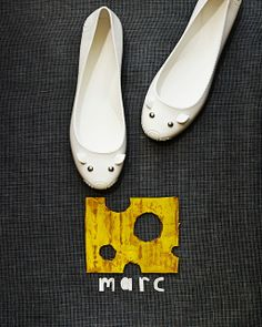 Mouse flats-Marc by Marc Jacobs