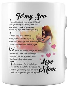 Son Quotes From Mom, Mother Son Quotes, My Children Quotes, Mommy Quotes, Daughter Quotes, Quotes For Kids, Child Quotes, Family Quotes, Birthday Messages For Son