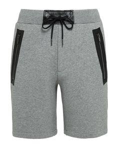 Marc by Marc Jacobs Luke Sweatshirt Shorts in Grey Melange