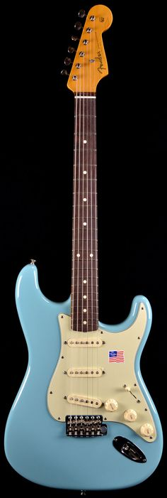 Fender FSR 1962 Stratocaster in Tropical Turquoise - Yummy!!!