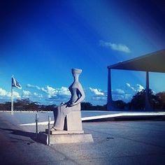Brasília; Brasil (America, southern continent)