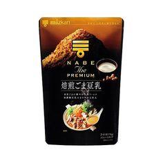 NABE THE PREMIUM <焙煎ごま豆乳> - 食@新製品 - 『新製品』から食の今と明日を見る!