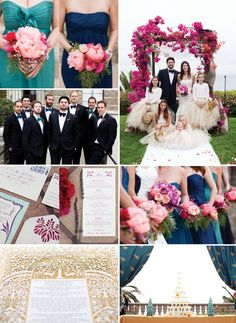 Gorgeous Wedding Color Palettes for Autumn |