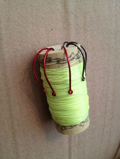"""Here is a quick and easy little """"project"""" you can put together in a just a few minutes to provide you with some basic fishing equipment in a small package in case you ever need it. All you need is some fish hooks, line, and a wine cork...I know everyone has those three items laying…"""