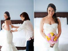Michelle and Steven's Spanish Inspired Wedding