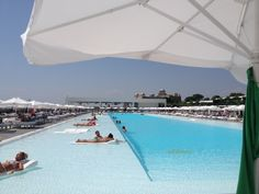 Swimmingpool at the *****  Royal Adam & Eve Hotel & Spa, Belek/Turkey