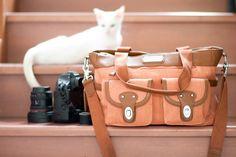 SALE Laptop Camera Bag DSLR Bag Stylish Women by StudioLeiMomi