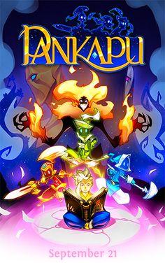 Pankapu : Les portes d'Omnia s'ouvriront le 21 septembre - Toute l'équipe de Too…