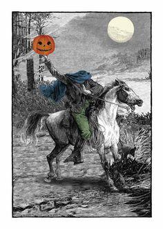 ... Horseman on Pinter...