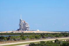 Kennedy Space Center Tour #CapeCanaveral #Florida #USA