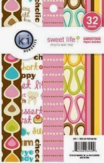Crazy Crafter-Craft Supplies Shop: Ki Memories Sweet life Mat pad