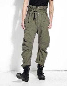 Thai fisherman's pants really need to hit the fashion scene...harder.