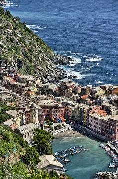 Corniglia is a frazione of the commune of Vernazza in the province of La Spezia, Liguria, northern Italy.