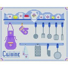This Pin was discovered by Tuğ Wool Embroidery, Cross Stitch Embroidery, Cross Stitch Kitchen, Religious Cross, Crochet Cross, Pearler Beads, Cross Stitch Flowers, Cross Stitch Charts, Hobbies And Crafts