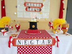 Magic Birthday Party | CatchMyParty.com