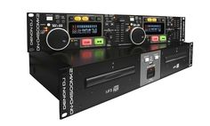 Please Note: This item can only be shipped to customers with Business Addresses. For customers with Residential Addresses, please send us a message for more information before placing your order.      Denon DJ DN-D4500MK2 Dual CD/MP3/USB Media PlayerAs a DJ, your desire to be creative and rock a crowd with your music doesn't stop when you're using different media formats. Whether you're playing MP3s up to a high quality 320kbps, standard audio CD's, or files from a USB drive, the DN-D4500MK2…