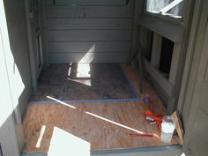 Wichita Cabin Coop - Boise Adaptation  Many thanks to the Baldessari Clan for posting the...
