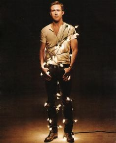 all I want for Christmas....is Ryan Gosling