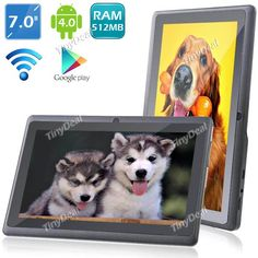 "http://www.tinydeal.com/it/7-capacitive-touch-screen-android-40-4gb-tablet-pc-with-wifi-p-61494.html 7"" Capacitive Touch Screen Android 4.0 4GB Tablet PC with WiFi"