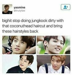 THE COCONUT HAIR WASNT EVEN THAT BAD WHY ARE YALL FUSSING