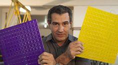 Startup brasileira recicla garrafas PET pra produzir pastilhas pra revestimento