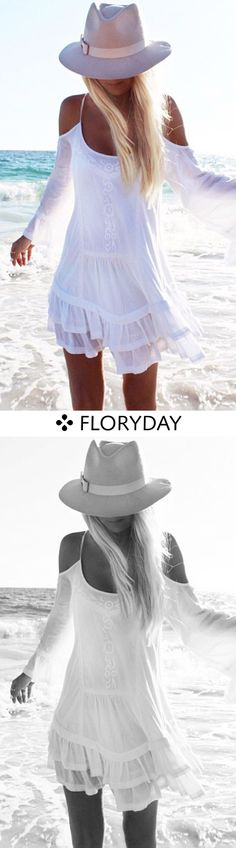 Summer means happy times and good sunshine. It means going to the beach, going to Floryday, having fun.