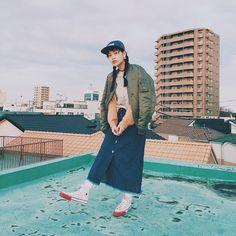 [COORDE] tae_0410 - NYLON JAPAN