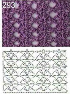 Creochet Patrón Vestido de domingo a crochet y ganchillo muy fácil y sencillo. MAJOVEL CROCHET Source by VEJA MAIS Creochet Patrón Vestido de domingo a crochet y ganchillo muy fácil y sencillo. Crochet Stitches Chart, Crochet Motifs, Knitting Stitches, Knitting Patterns, Crochet Patterns, Start Knitting, Doilies Crochet, Hexagon Crochet Pattern, Crochet Diagram